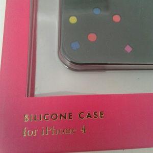 kate spade Accessories - New Kate Spade Confetti - Silicone Case